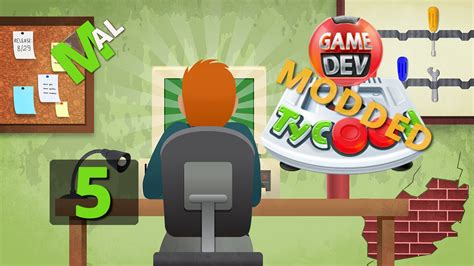 game dev tycoon mods not showing game dev tycoon with mods let s play part 5 youtube