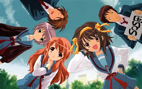 haruhi suzumiya j and j productions the melancholy of haruhi suzumiya review