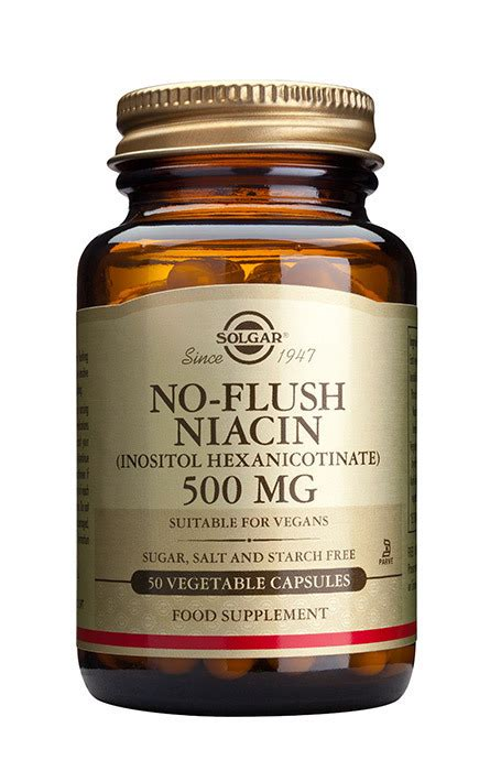 Niacin No Flush Detox by No Flush Niacin Solgar Fr 229 N Lootuskauppa