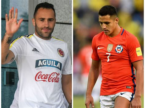 alexis sanchez david ospina david ospina blunder ends chile and alexis sanchez s hopes