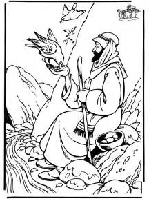 Elijah Coloring Pages free coloring pages of elijah prophets of baal