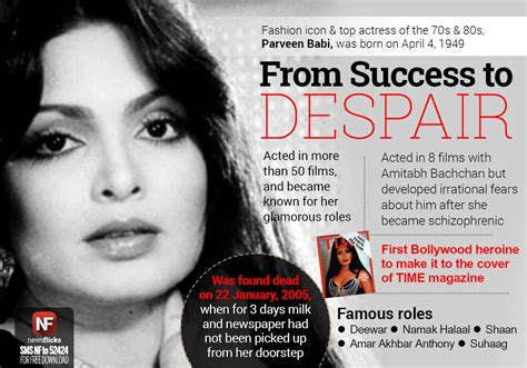 parveen babi twitter newsflicks on twitter quot fashion icon top actress of the