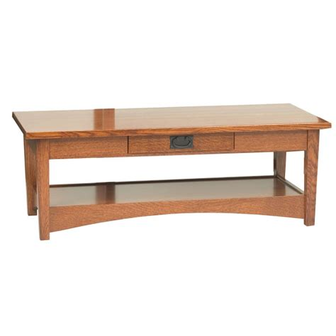 ashton open coffee table amish coffee tables amish