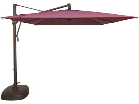 Patio Umbrella Base Cover Treasure Garden Ship Cantilever Aluminum 10 Foot