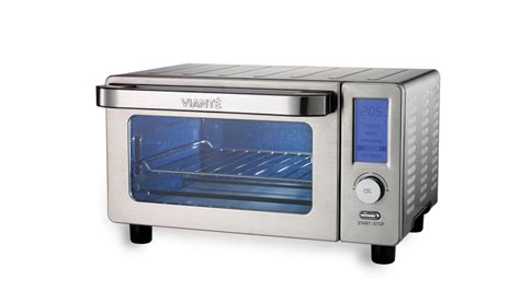 true convection vs fan convection oven toaster viante true blue convection toaster oven