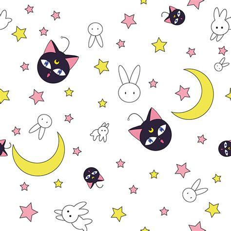 Coverlet Sailor Moon Pattern On Behance