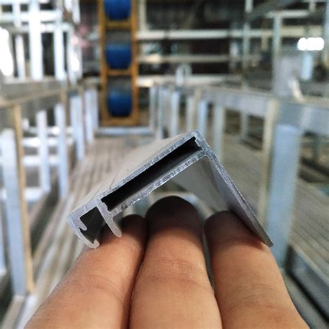 aluminium solar panel frame hoonly aluminium profile