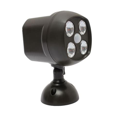 motion detector security light bright motion detector waterproof auto sensor led
