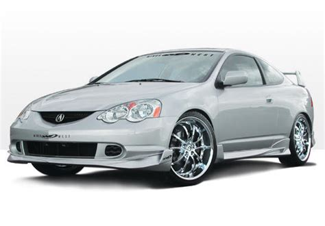 auto body repair training 2004 acura rsx on board diagnostic system 2002 2004 acura rsx g5 series 4pc complete kit vis racing sports inc