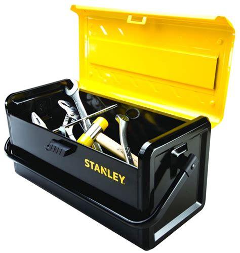 tool box new stanley metal tool boxes