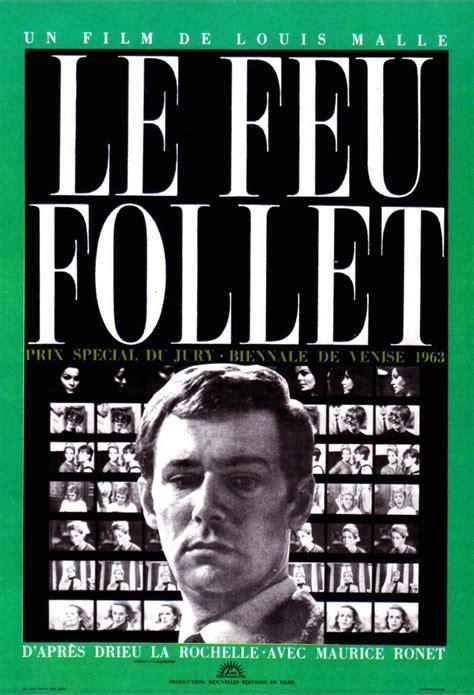 libro le feu follet dadieu le feu follet 1963 unifrance films