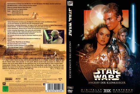 printable star wars dvd covers star wars angriff der klonkrieger dvd cover 2002 r2 german