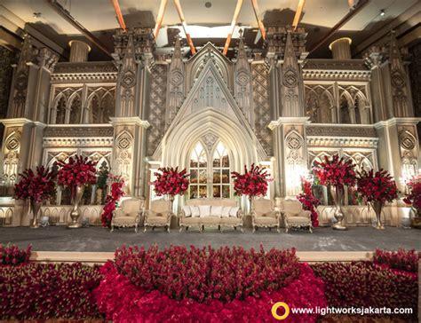 grace wedding organizer jakarta lotus design lightworks