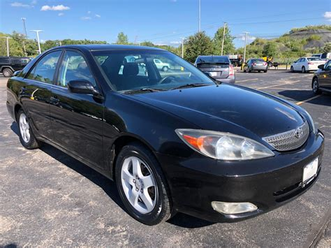 se toyota finance 2003 toyota camry se se stock 1711 for sale near