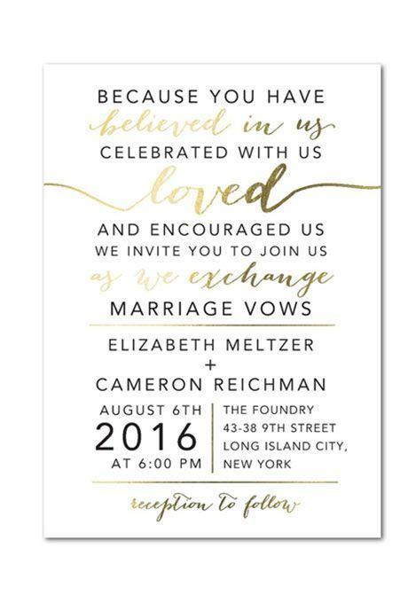 Typography Wedding Invitations   Wedding Invitations, Save