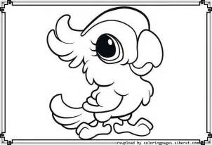 baby animal coloring pages free coloring pages of baby animals bestofcoloring