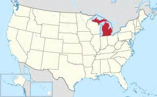 file michigan in united states svg wikimedia commons