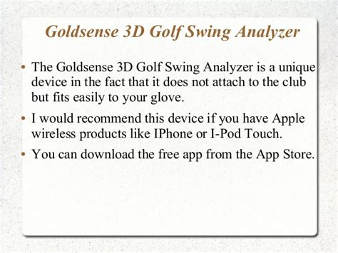 golf swing analysis software for mac golf swing analysis for the average golfer