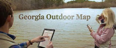 boat registration ga dnr ga outdoor map wildlife resources division