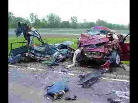 imagenes de accidentes fatales en carro choques mortales youtube