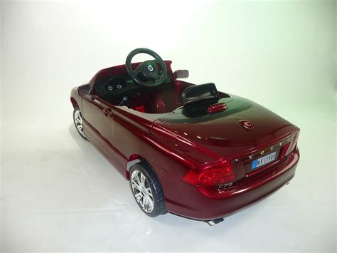 volvo c70 ride on for by kalee minivolvo lu