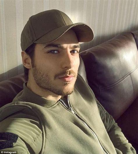 lebanese men in bed خوشتیپ ترین مدل مرد ایران