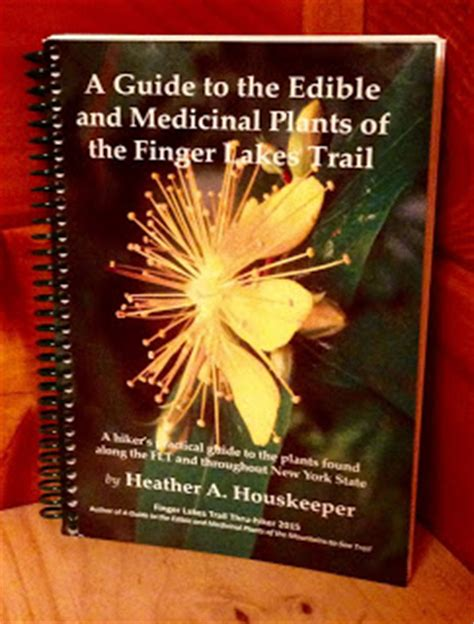 handbook of edible weeds herbal reference library books edible and medicinal plants of finger lakes trail with