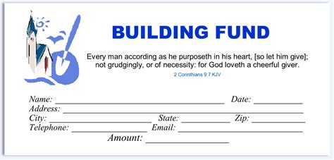 church building fund clip art quotes
