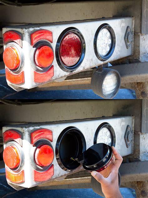 led truck trailer lights 4 quot led brake turn