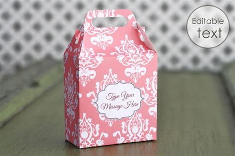free paper gift bag pattern printable gift bag templates cute bags with handles