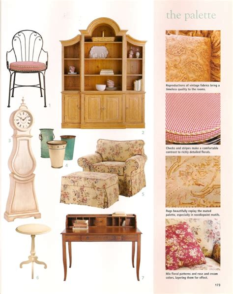 Allen To Design For New Look by Book Ethan Allen Style