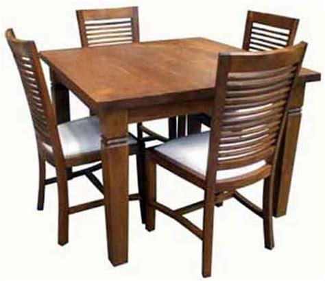 Meja Makan Dan Gambar meja makan minimalis untuk ruang makan sempit