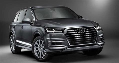 2018 Audi Q7 Redesign, Release Date 2018 2019 Best Luxury SUV