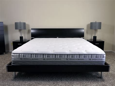 brooklyn bedding best memory foam mattress