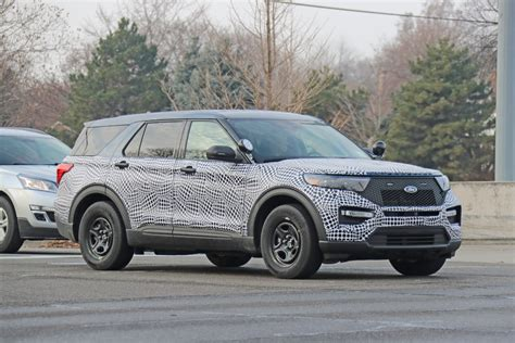 2020 Ford Interceptor by 2020 Ford Explorer Interceptor Looks Ready To Fight