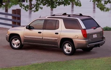 free service manuals online 2004 gmc envoy xuv electronic toll collection 2004 gmc envoy xuv blue 200 interior and exterior images