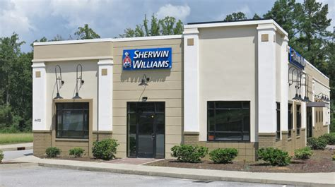 Sherwin Williams Corporate Office by Sherwin Williams Ga Retail Construction Ecker