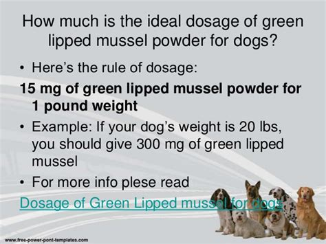 green lipped mussel for dogs green lipped mussel for dogs dosage
