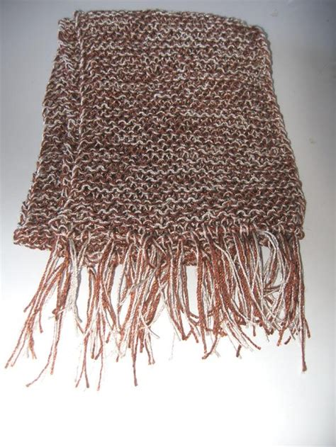 how to add tassels to a knitted scarf how to make fringe for a scarf 171 knitting crochet