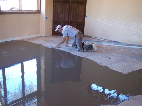 How To Screed A Floor Level by Floor Levelling