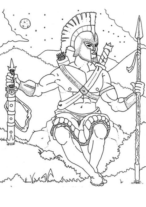 greek coloring book pages coloring pages greek mythology az coloring pages