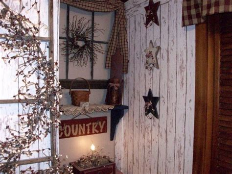Decorating Ideas For A Small Country Bathroom Primitive Bathroom Decor 14 Photo Bathroom Designs Ideas