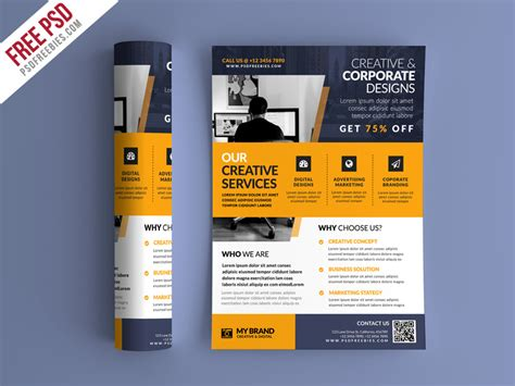 business flyer template free download on pngtree