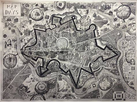 grayson perry map  days   grayson perry