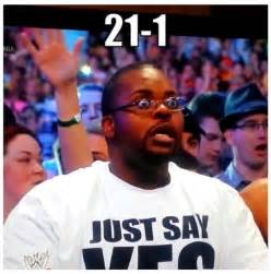 Wrestlemania Meme - the best crowd reactions to the undertaker s defeat at