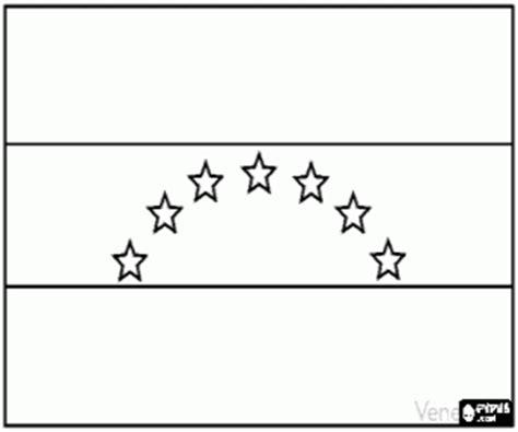 bandera de venezuela para colorear para imprimir gratis juegos de banderas de pa 237 ses de am 233 rica para colorear