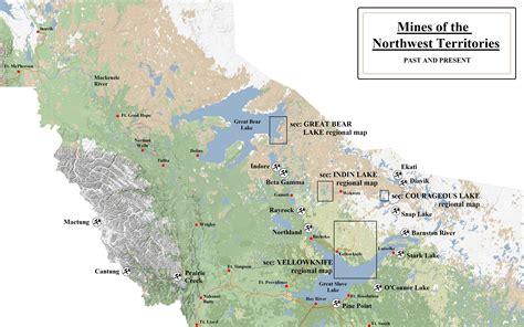 northwest territory pit mines in the northwest territories