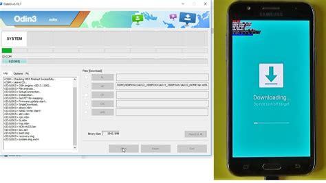Samsung J5 J500f samsung galaxy j5 j500f how to install firmware with