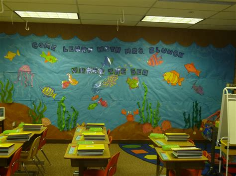 301 moved permanently - The Sea Classroom Theme Decoration