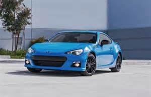 2016 Subaru Brz Limited Hyperblue 2016 Subaru Wrx Sti And Brz Motrolix